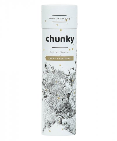 CHUNKY INSULATED STAINLESS STEEL DRINK BOTTLE – WILDFLOWER