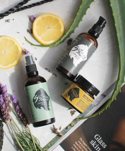 Sensitive Savages Natural Teen Skincare