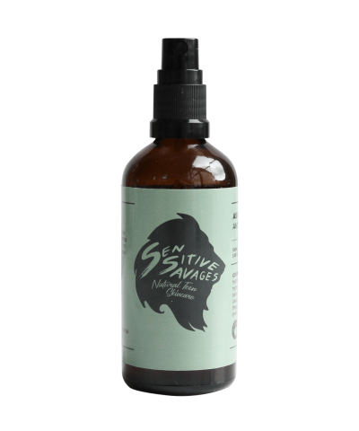 SENSITIVE SAVAGES NATURAL TEEN SKINCARE ANTI-BLEMISH SPRAY [STEP TWO]