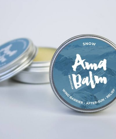 AMA BALM SNOW BALM – WIND BARRIER & AFTER SUN RELIEF