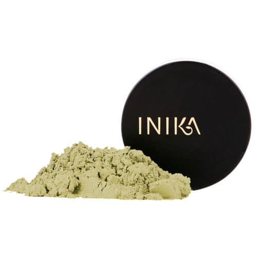 INIKA ORGANIC LOOSE MINERAL EYE SHADOW – ETERNAL MARINE