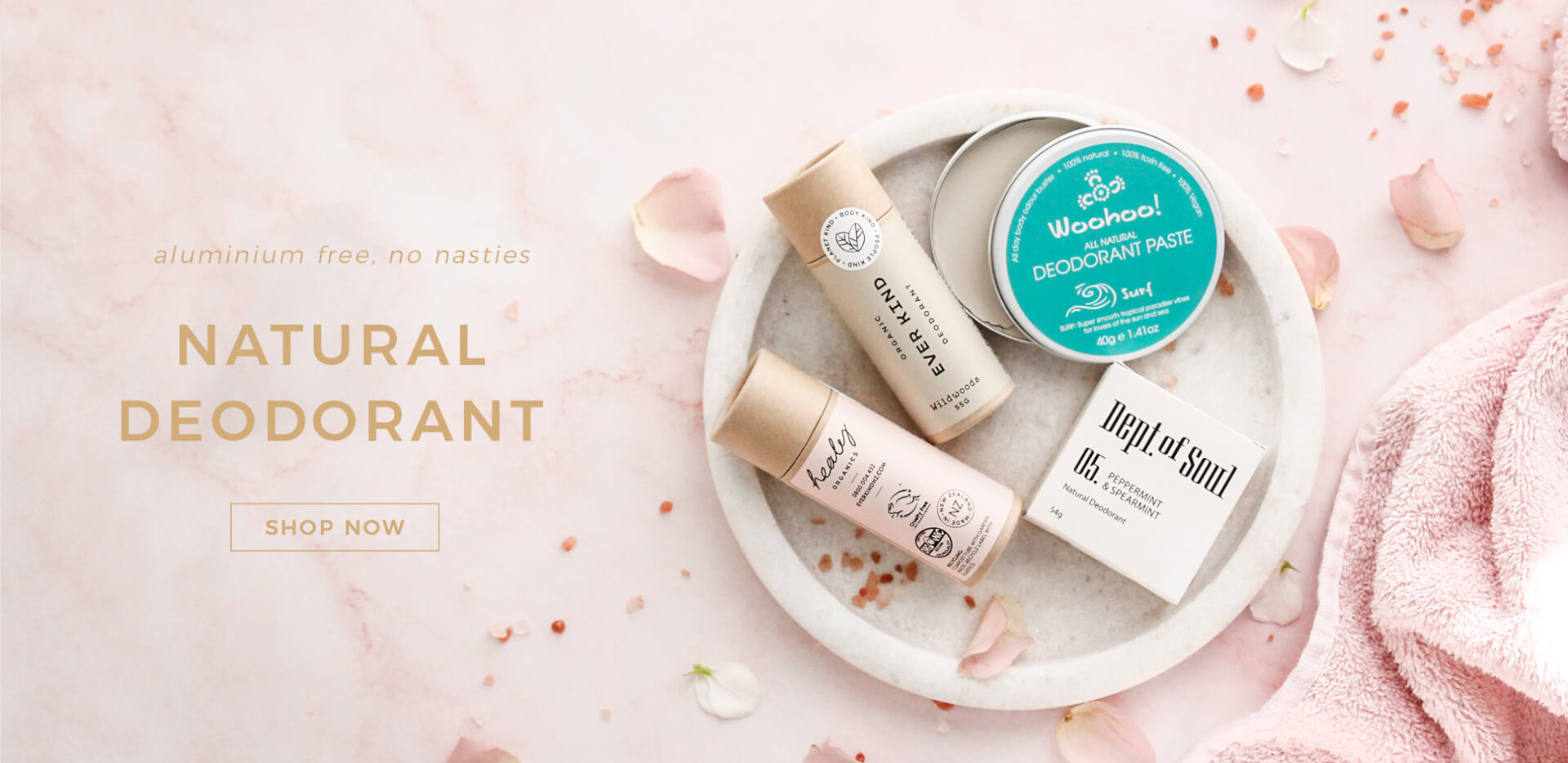 Oh Natural  Shop Conscious Natural Beauty & Waste Free Lifestyle Brands