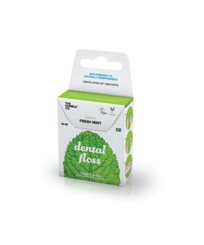 THE HUMBLE CO. DENTAL FLOSS FRESH MINT