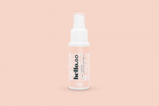 THE HELLO CUP – HELLO GO MENSTRUAL CUP SPRAY CLEANER