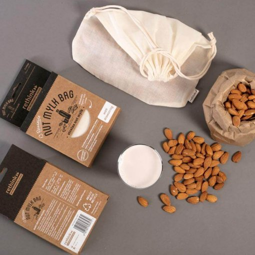 RETHINK NUT MYLK BAG (3 PACK)