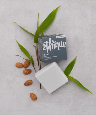 ETHIQUE SANS – UNSCENTED SOLID DEODORANT