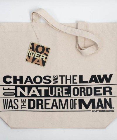 rethink canvas bag chaos