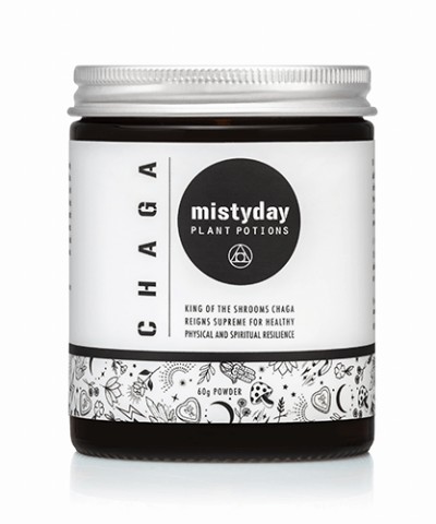 MISTY DAY PLANT POTIONS CHAGA EXTRACT