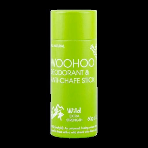 Woohoo Deodorant Stick Wild