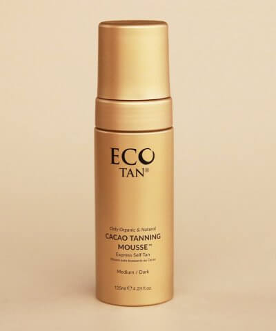 Eco Tan Cacao Tanning Mousse