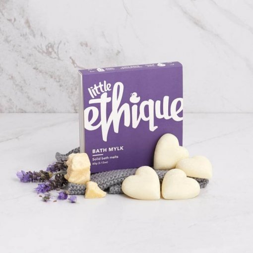 ETHIQUE BATH MYLK SOLID BATH MELTS