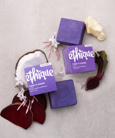ETHIQUE TONE IT DOWN PURPLE SOLID CONDITIONER