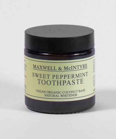 MAXWELL & MCINTYRE SWEET PEPPERMINT TOOTHPASTE
