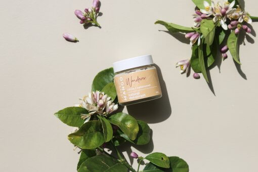 LITTLE MANGO NATURAL DEODORANT – (CITRUS + CEDARWOOD) WANDERER