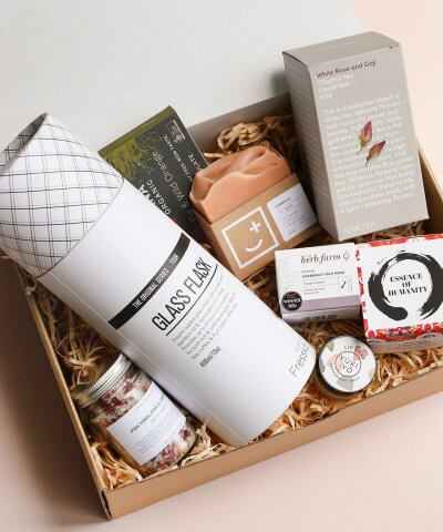 OH NATURAL PAMPER GIFT BOX