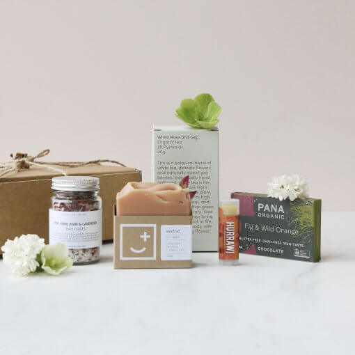 Oh Natural Pamper Luxe Gift Box