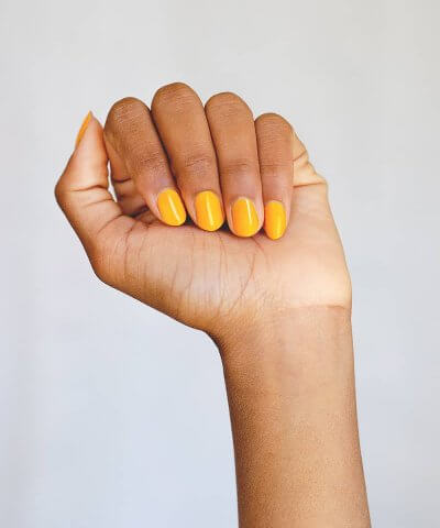 Sienna Sunflower Nail Polish