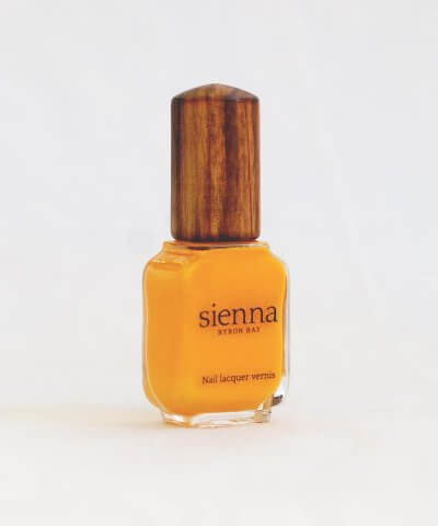 Sienna Sunflower Nail Polish