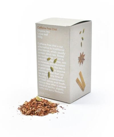 Love Tea Caffeine Free Chai Loose Leaf