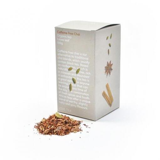 Love Tea Caffeine Free Chai Loose Leaf