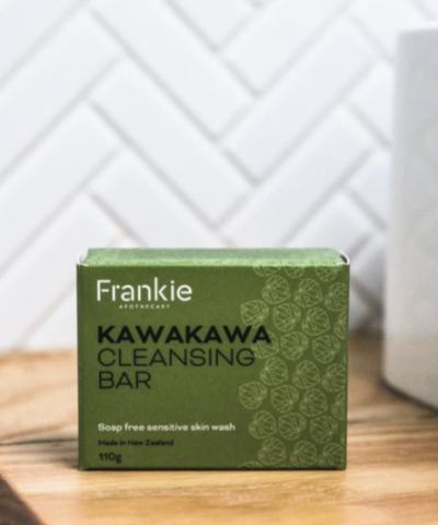 Frankie Apothecary Kawakawa & Chlorophyll Cleansing Bar