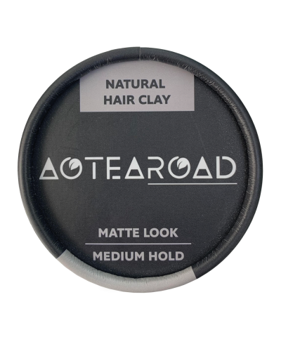 Aotearoad Hair Clay Medium Hold Vanilla