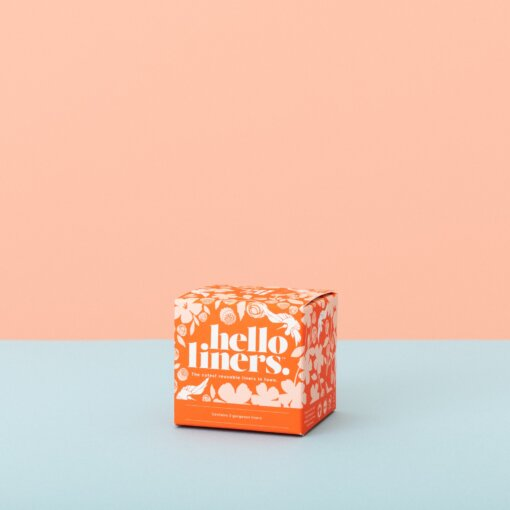 The Hello Cup - Reusable Panty Liners 3 Pack