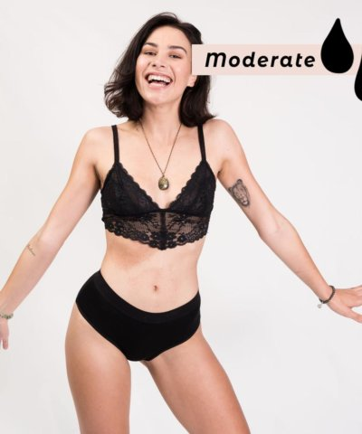 AWWA Period Proof Underwear - Cotton Brief