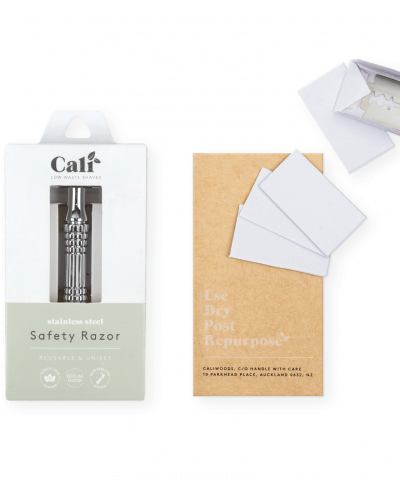Caliwoods Stainless Safety Razor