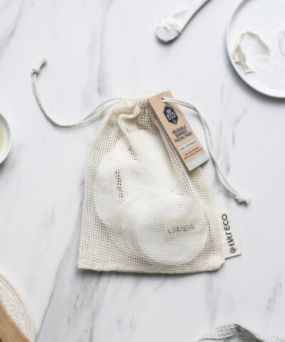 Ever Eco Reusable Bamboo Facial Wipes