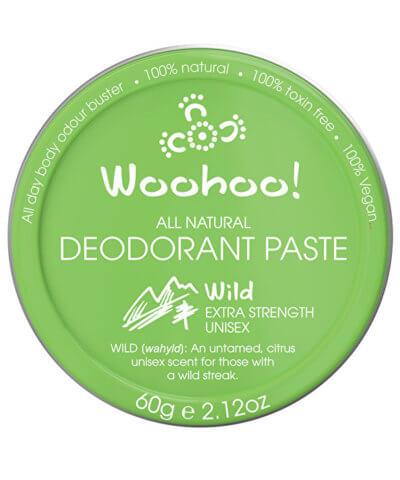 Woohoo Wild 60g - Plastic Free Pot