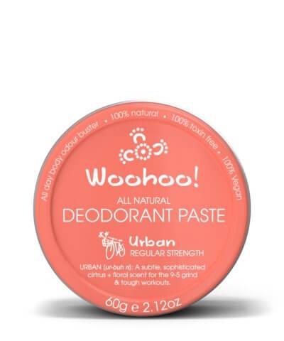 Woohoo Urban 60g - Plastic Free Pot