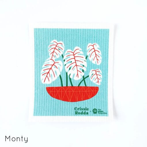 The Green Collective Spruce Cloth - Monty