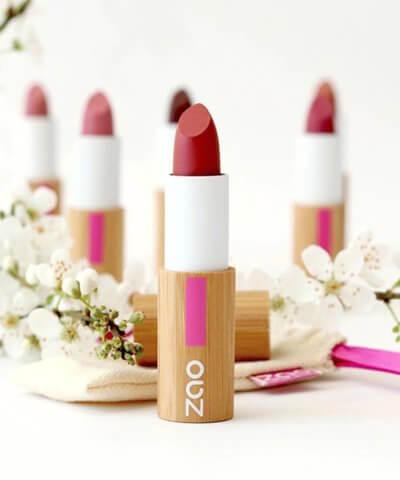 Zao Matt Refillable Lipstick