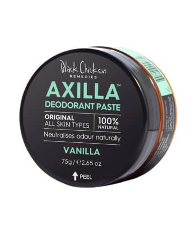 Black Chicken Remedies Axilla Deodorant - Vanilla