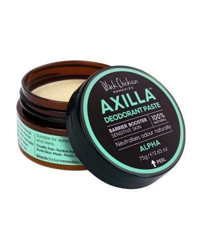 Black Chicken Remedies Axilla Barrier Booster Deodorant - Alpha