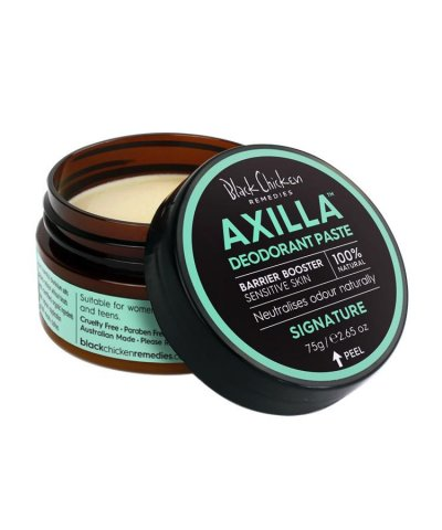 Black Chicken Remedies Axilla Barrier Booster Deodorant - Signature