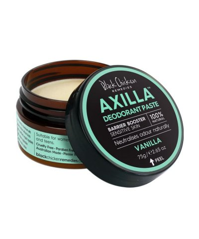 Black Chicken Remedies Axilla Barrier Booster - Vanilla