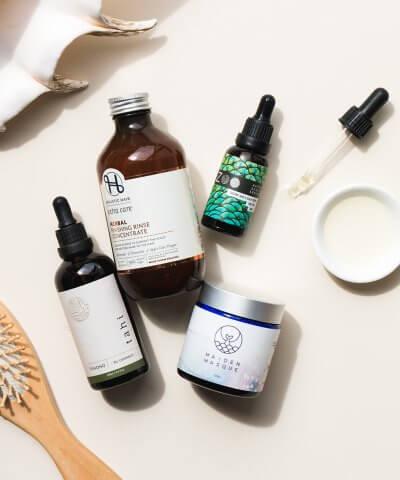 Natural Hair Styling & Treatments