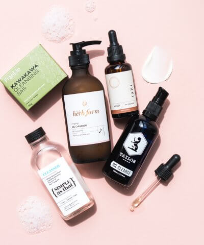 Natural Cleansers