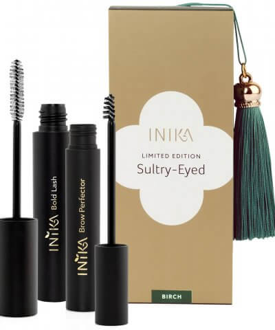 INIKA Organic Sultry Eyed Set - Birch