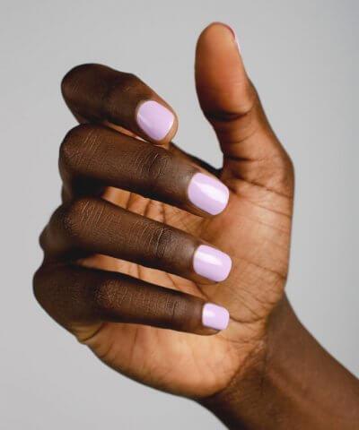 Sienna Nail Polish Bohemian soft purple