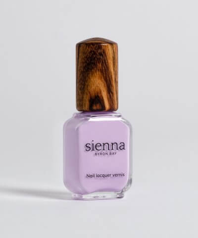 Sienna Nail Polish Bohemian soft purple