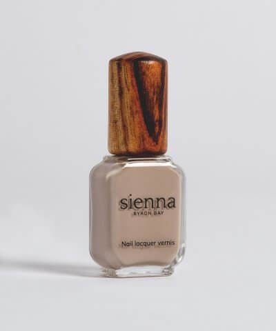 Sienna Nail Polish Calm warm clay