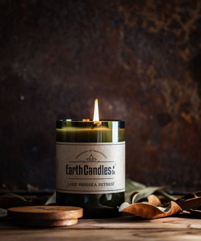 Earths Candles - Lake Wanaka Retreat