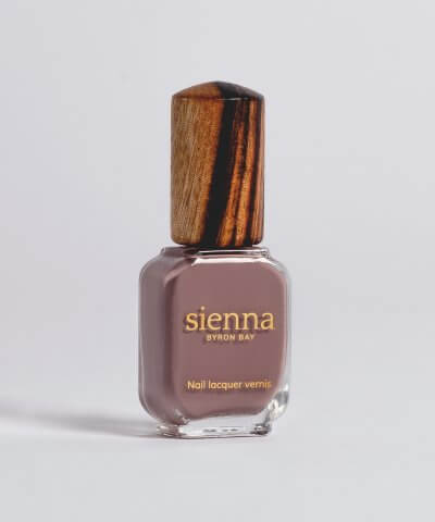 Sienna Nail Polish Nurture dusty mauve
