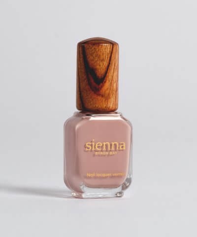Sienna Nail Polish Rosie Dusty rose mauve