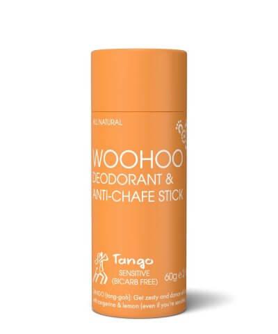 Woohoo Deodorant & Anti-Chafe Stick - Tango