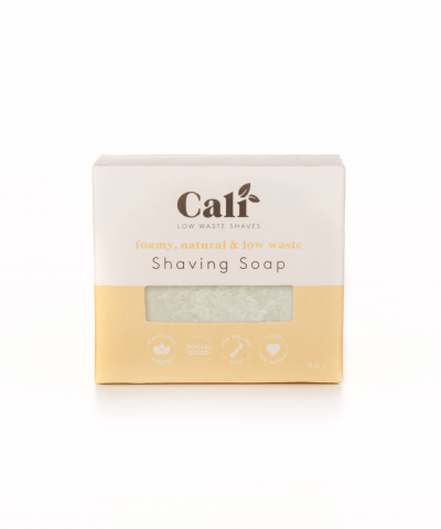 Caliwoods Shaving Soap