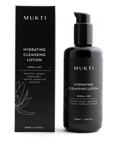 Mukti Organics Hydrating Cleansing Lotion
